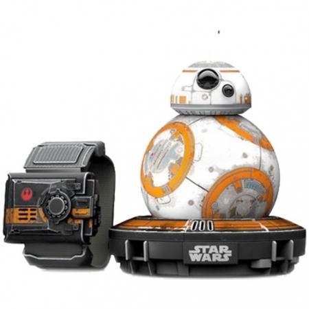 Sphero Kit - Robot BB-8 + Bratara Star Wars Force