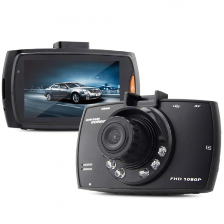 Star G30 - Camera auto DVR, Negru