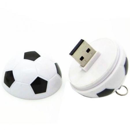 Star - Stick USB, 16GB, model minge de fotbal