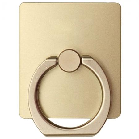 Star - Suport universal pentru telefon cu inel, Auriu