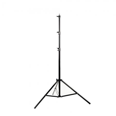 Stativ pneumatic pentru lumini studio, 260 cm