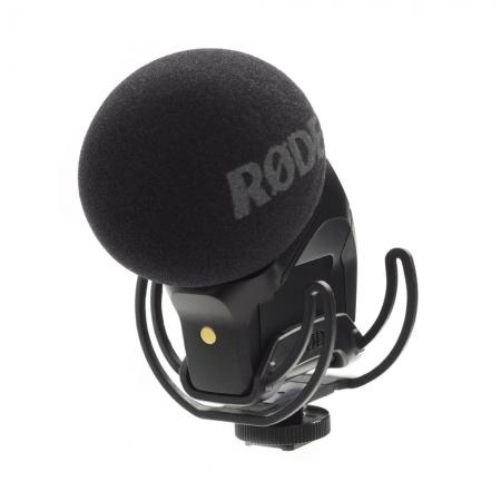 Stereo VideoMic Pro Rycote - microfon jack 3.5mm