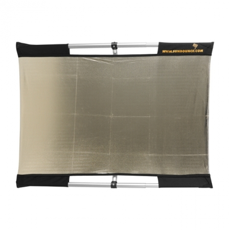 Sunbounce Micro Mini Sun-Bounce Kit - Zebra/White Screen 1MM-M20 RS1047104