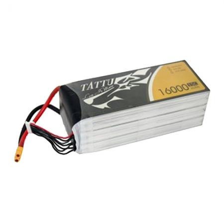 TATTU - acumulator LiPo 22.2 V/ 16000 mA/ 15C