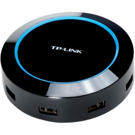 TP-Link UP525 - Incarcator, 25W, 5 x USB, Negru
