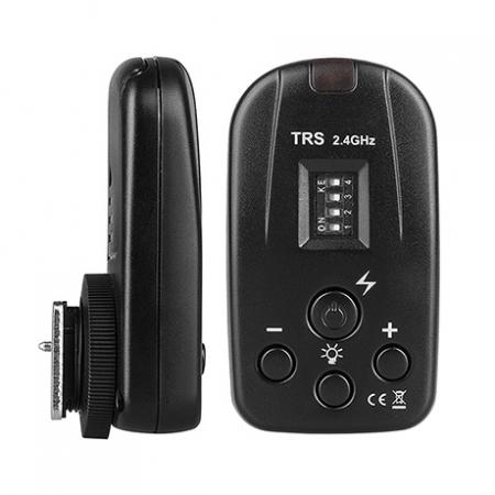TRS-2400 - declansator radio pt blitz HD-600