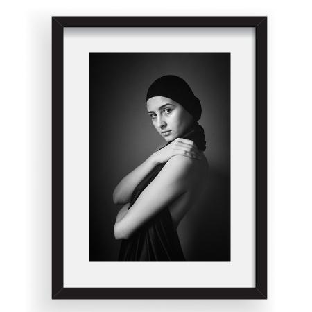 Virgo - Tablou 40x60cm Tatiana Volontir 03