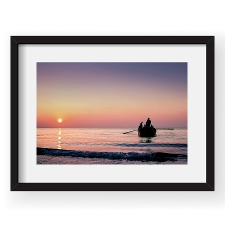 Morning at sea - Tablou 40x60cm Bogdan Comanescu 02