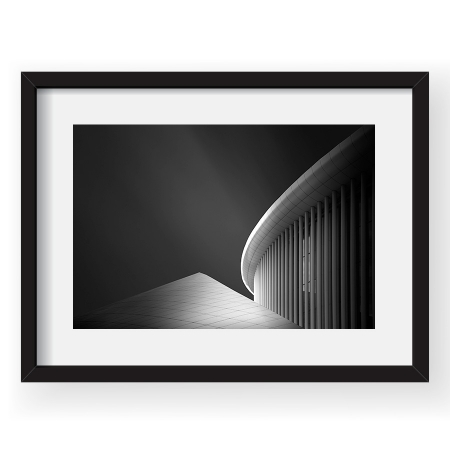 Symphony of lines - Tablou 40x60cm Dragos Ioneanu 04