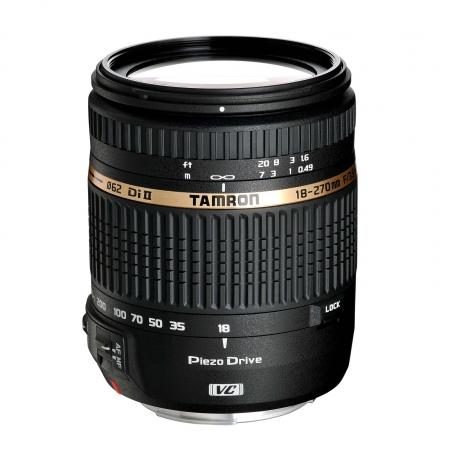 Tamron 18-270mm F/3.5-6.3 Di II VC PZD Canon - RS1040309-2