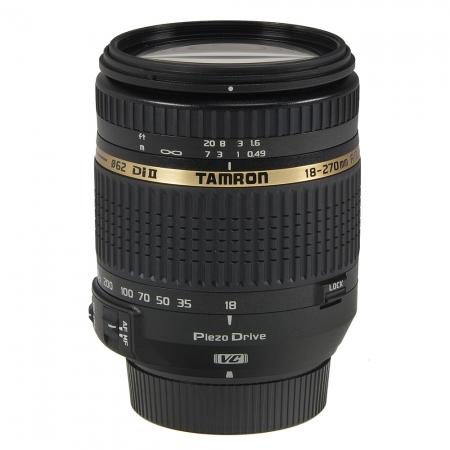 Tamron 18-270mm F/3.5-6.3 Di II VC PZD Nikon RS1040307-3