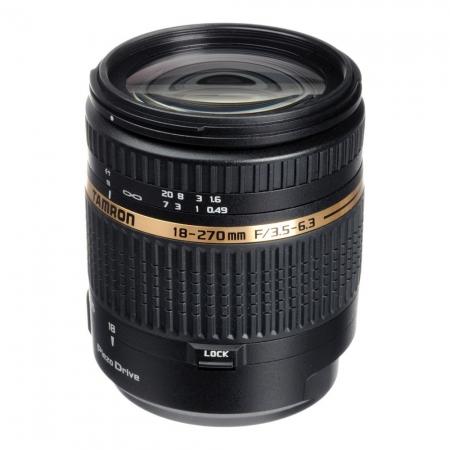 Tamron 18-270mm f/3.5-6.3 Di II PZD - Sony