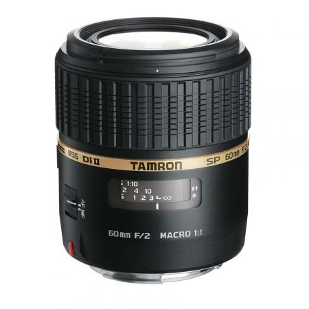 Tamron 60mm F/2 SP Di II Macro 1:1 Canon - RS50608418
