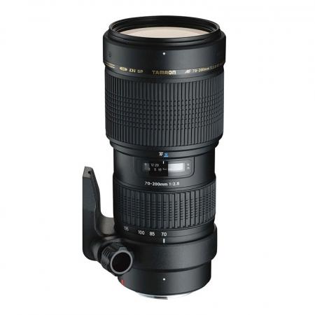 Tamron AF-S SP 70-200mm f/2.8 Di LD IF Macro - Nikon