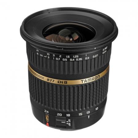 Tamron SP 10-24mm f/3.5-4.5 Di II LD Aspherical IF - Canon