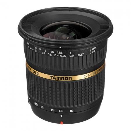 Tamron SP 10-24mm f/3.5-4.5 Di II LD Aspherical IF - Pentax / Samsung