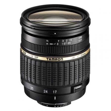 Tamron SP 17-50mm f/2.8 XR Di II LD Aspherical IF - Canon