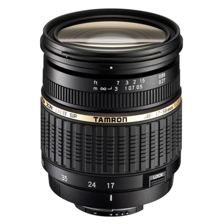 Tamron SP 17-50mm f/2.8 XR Di II LD Aspherical IF - Sony