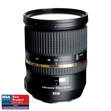 Tamron SP 24-70mm f/2.8 Di VC USD - Canon