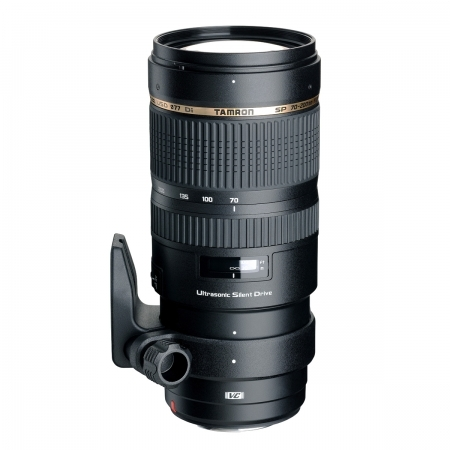 Tamron SP 70-200mm F/2.8 Di VC USD - Canon