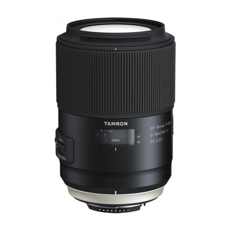 Tamron SP 90mm f/2.8 Di VC USD macro 1:1 Nikon