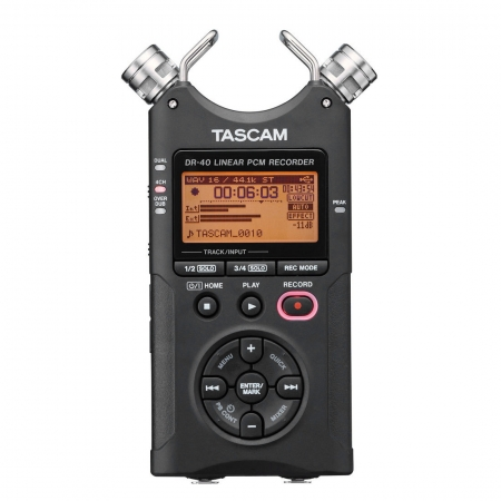 Tascam DR-40 Handy Recorder RS125009189-3