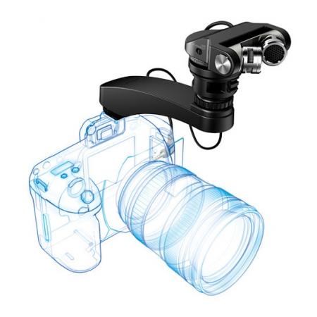 Tascam TM-2X microfon DSLR RS125013145-2