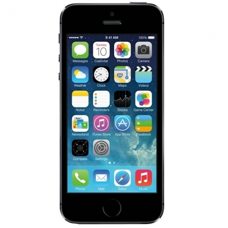 Telefon mobil Apple iPhone 5S, 16GB, space gray