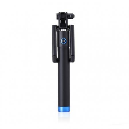 Tellur M76BF - Bluetooth selfie stick - albastru
