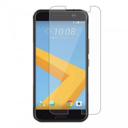 Tempered Glass - Folie protectie mata din sticla securizata, antireflex pentru HTC 10