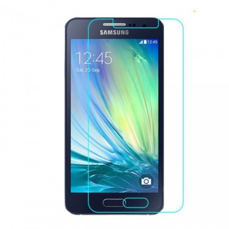 Tempered Glass - Folie protectie mata din sticla securizata, antireflex pentru Samsung Galaxy A3 (2016)