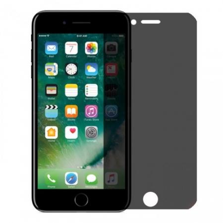 Tempered Glass - Folie protectie sticla securizata, privacy, Full 3D pentru iPhone 7 Plus