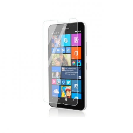 Tempered Glass - Folie protectie sticla securizata Microsoft Lumia 640XL