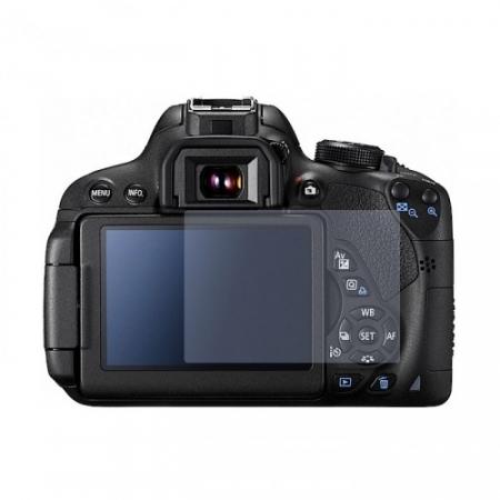 Tempered Glass - Folie protectie sticla securizata pentru Canon EOS 700D