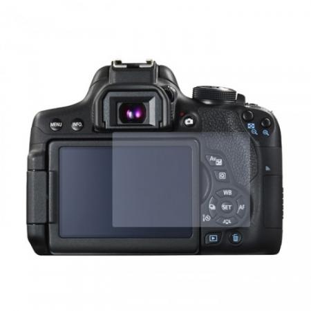 Tempered Glass - Folie protectie sticla securizata pentru Canon EOS 750D
