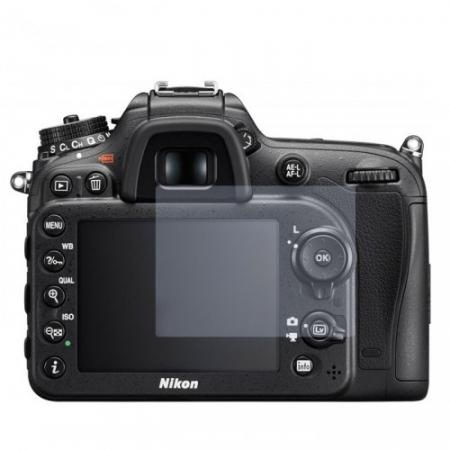 Tempered Glass - Folie protectie sticla securizata pentru Nikon D7200