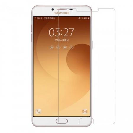 Tempered Glass - Folie protectie sticla securizata pentru Samsung Galaxy C9 Pro (2017)