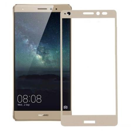Tempered Glass Folie sticla securizata pentru Huawei Mate S Gold