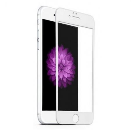 Tempered Glass - Folie sticla securizata pentru iPhone 7, Full Body, 3D