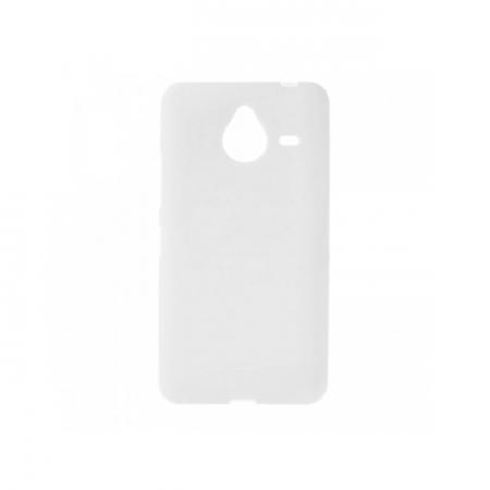 Tempered Glass - Husa Slim Microsoft Lumia 640