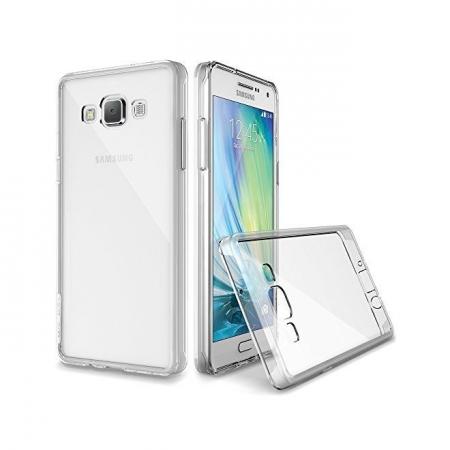 Tempered Glass - Husa Slim Samsung Galaxy A5