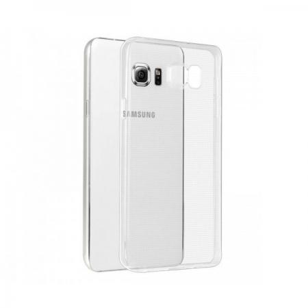 Tempered Glass - Husa Slim Samsung Galaxy S6 Edge Plus