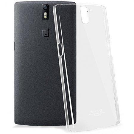 Tempered Glass - Husa Slim TPU pentru OnePlus One