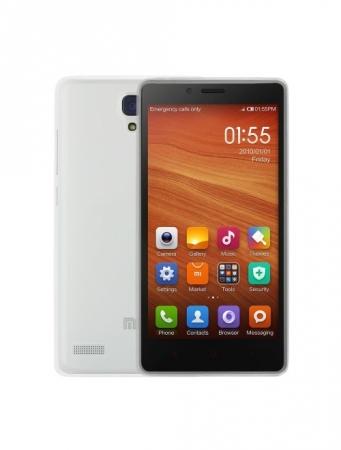 Tempered Glass - Husa de protectie Slim TPU pentru Xiaomi Redmi Note, Transparenta