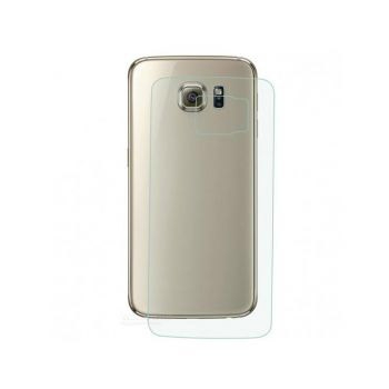 Tempered Glass - folie sticla pentru Samsung Galaxy S6 Edge - spate