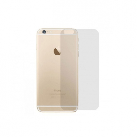 Tempered Glass - folie sticla pentru iPhone 6 - spate