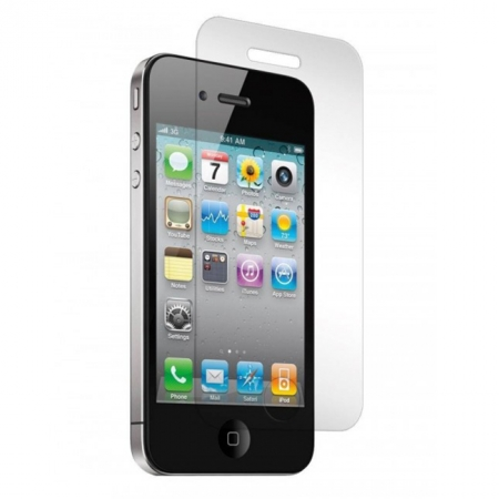 Tempered Glass - folie sticla pentru iphone 4