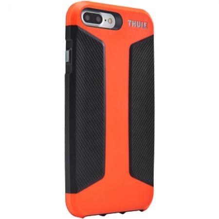 Thule Atmos X3 Slim - Husa Capac Spate Anti-Shock pentru Apple iPhone 7 Plus, Portocaliu
