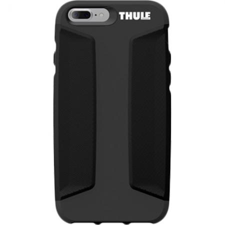 Thule Atmos X4 Slim - Capac Spate + Folie Sticla Securizata pentru iPhone 7 Plus, Negru