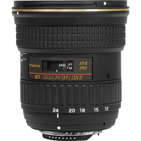 Tokina 12-24mm f/4 AT-X124 PRO DX II - Canon
